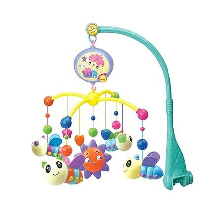 FONGFONG Móvil Música para Bebé Recién Nacido Juguete Musical de ...