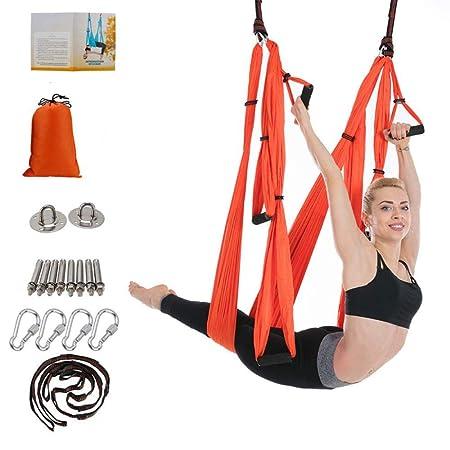 YPSMLYY Hamaca De Yoga Columpio De Yoga Aéreo Hamaca De ...