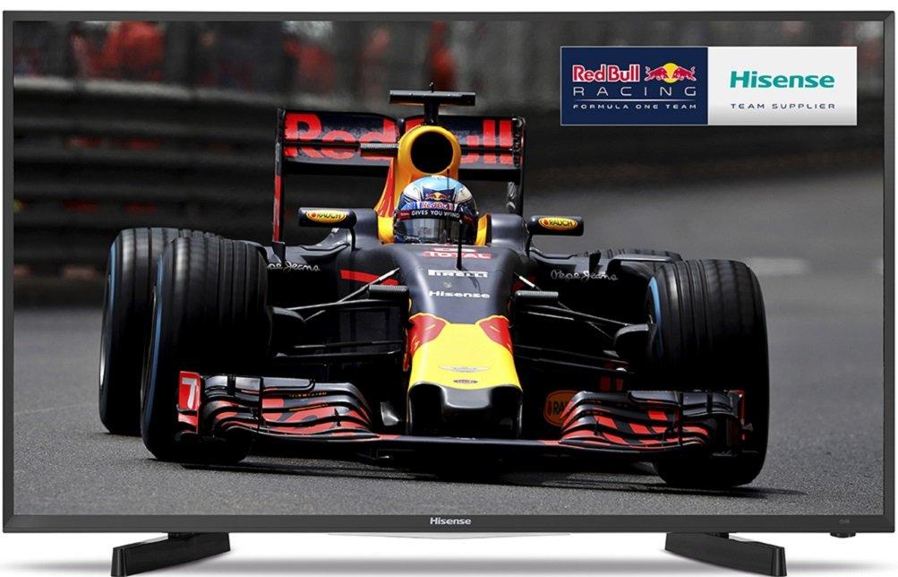 Hisense HM Smart TV Wifi LED de HD ready IEEE ac VIDAA