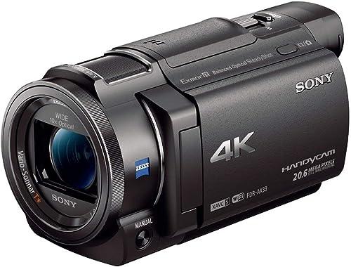 Sony 4K Flash memory handycam review