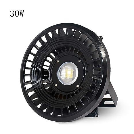 30W LED Reflector LED Luz de Bahía Alta Lámpara de Almacén Planta ...