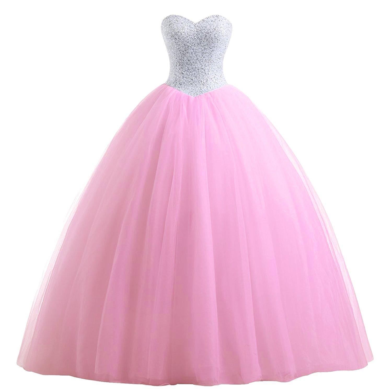 Erosebridal DRESS レディース B075T4MLG8 4|ピンク ピンク 4