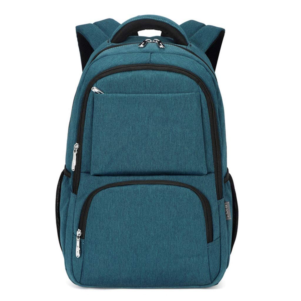 C KKCD Men Backpack Laptop Backpack For 15.6 Inches Large Capacity Stundet Backpack Casual Style Bag Water Repellent (color   C)