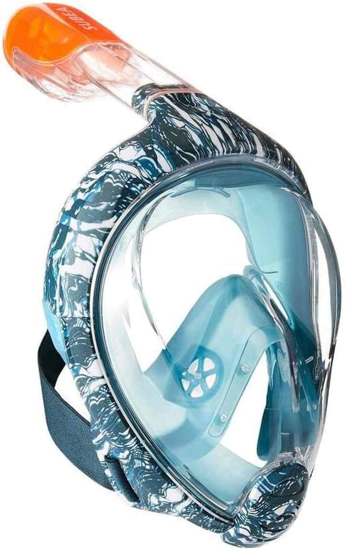 WENPINHUI 水装置のシュノーケリングマスクの大人の完全に乾燥した水泳ミラー E M-L