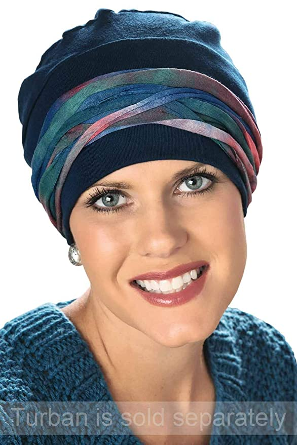Amazon.com: Headcovers Unlimited Cancer Turbans: Three Seam Turban for Chemo Patients Cream: Arts, Crafts & Sewing