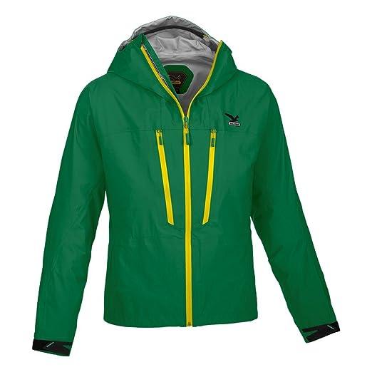 5 opinioni per SALEWA, Giacca Uomo Kali Gtx, Verde (Alpine Green/5100), XXL