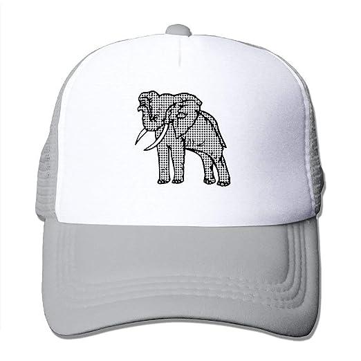 Rbfqfm Houndstooth Elephant Trucker Hat Unisex Adult Baseball Mesh Cap at  Amazon Men s Clothing store  1b04ae650c7