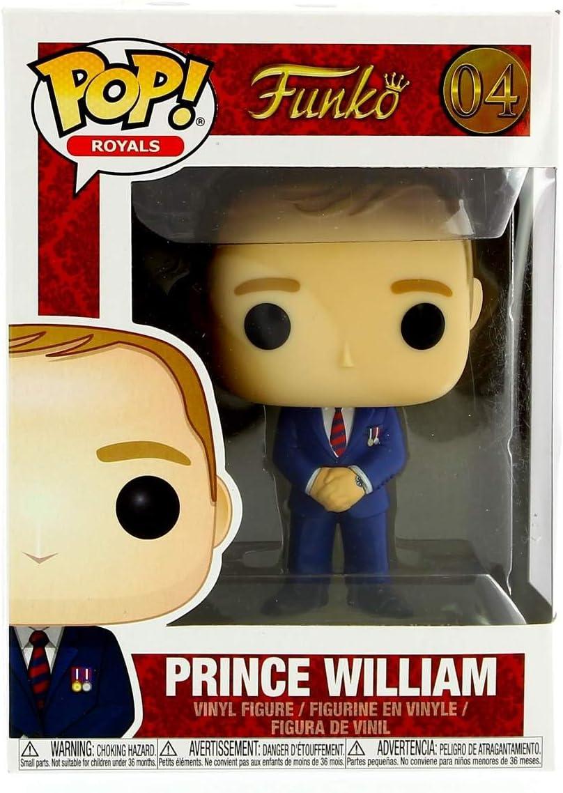 Royals Prince William Pop Vinyl Figure New