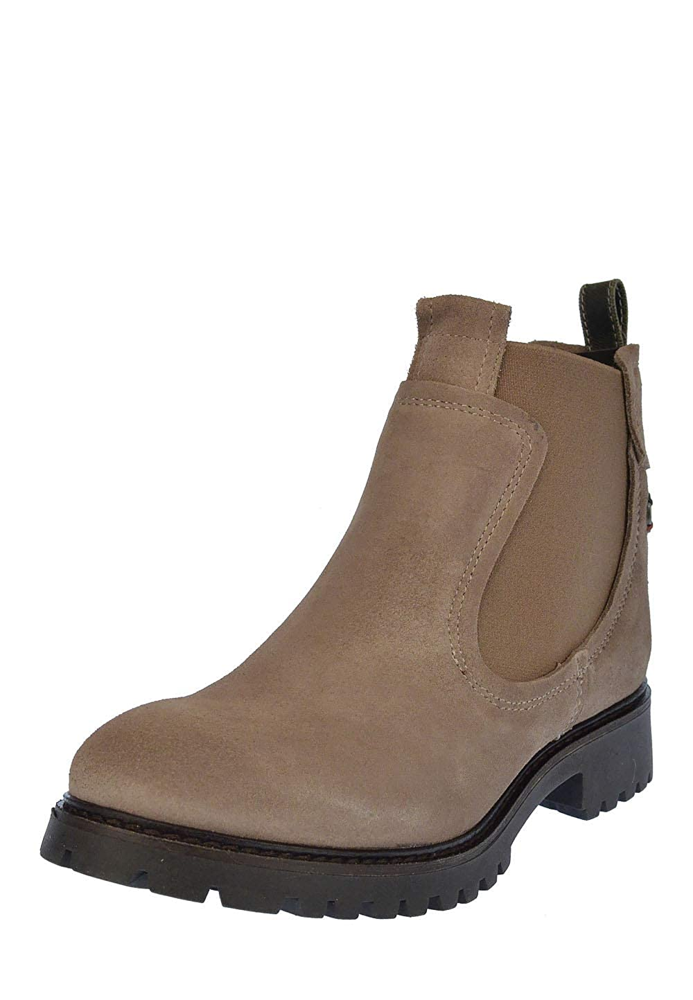 US Polo Assn. Ladies Chelsea Boots Gray Brown, tamaño:36: Amazon ...
