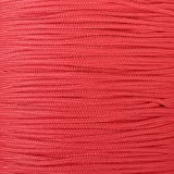 Tactical Cord 425 LB Tensile Strength 3 Strand Core Paracord Spools - 250 Foot and 1000 Foot Size Options (Scarlet Red, 1000 Feet)