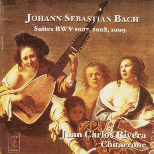 Johann Sebastian Bach - Suites...