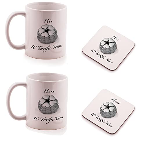 10th Anniversary Wedding Gifts: 10th Wedding Anniversary Gifts For Her: Amazon.co.uk