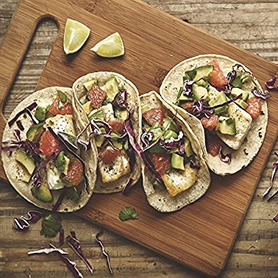 Halibut Tacos with Grapefruit Salsa by Chef'd Partner Women's Health