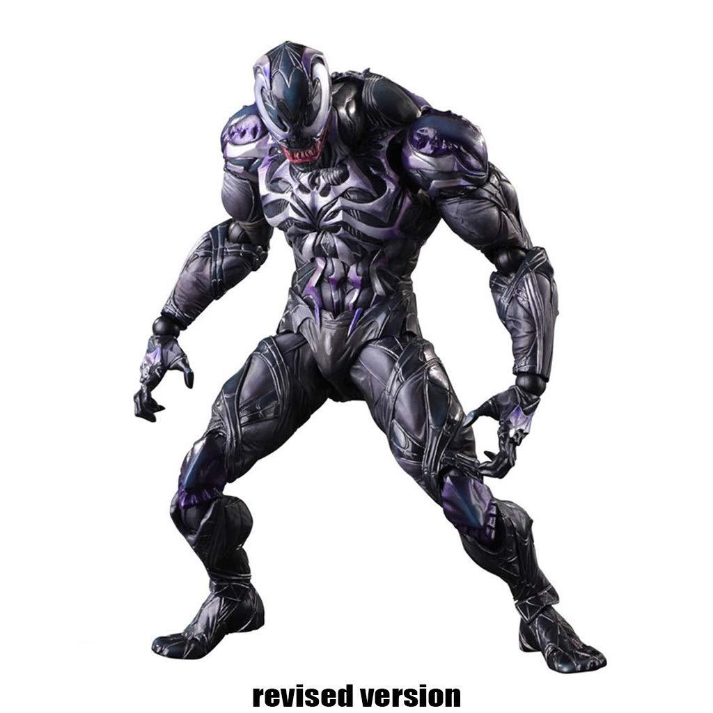 Yingjianjun Venom giocattolo - Venom azione Map, Venom modello Decorative Statue - cifra modello Decoration
