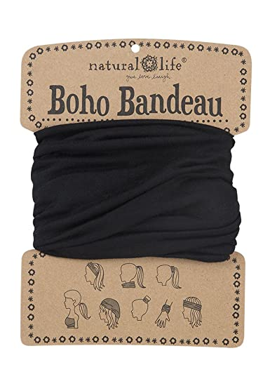 5c5ac14e15124 Amazon.com  Black Boho Bandeau  Beauty