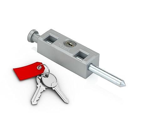 Toledo Lockss Best Tdp02s Sliding Glass Door Patio Lock Keyed