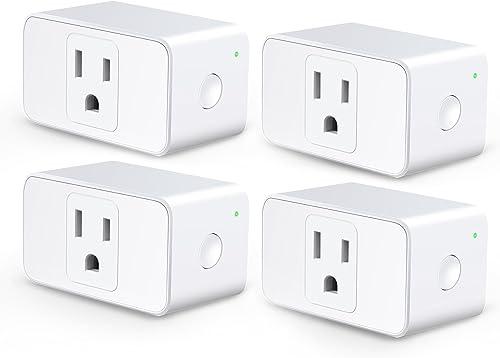 Meross WiFi Smart Plug Mini