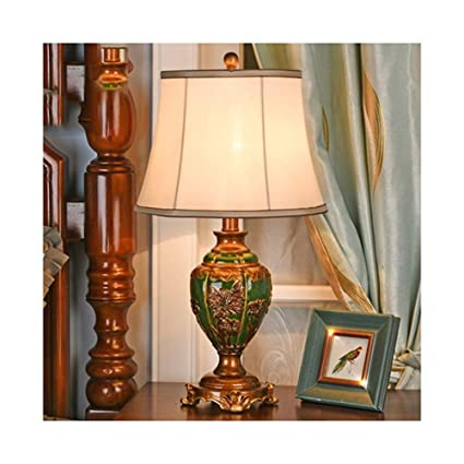 Amazon.com: PPWAN Table Lamp Decorative Light Warm Dimmable ...