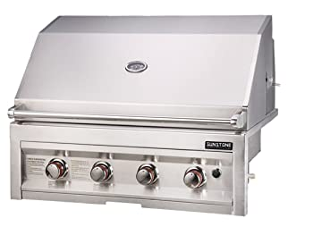 SUNSTONE 4-Burner 768sq. in Natural Gas Grill