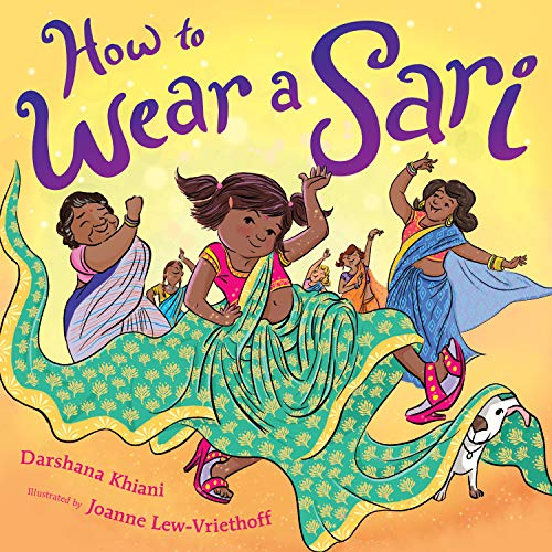 Book Cover: How to Wear a Sari