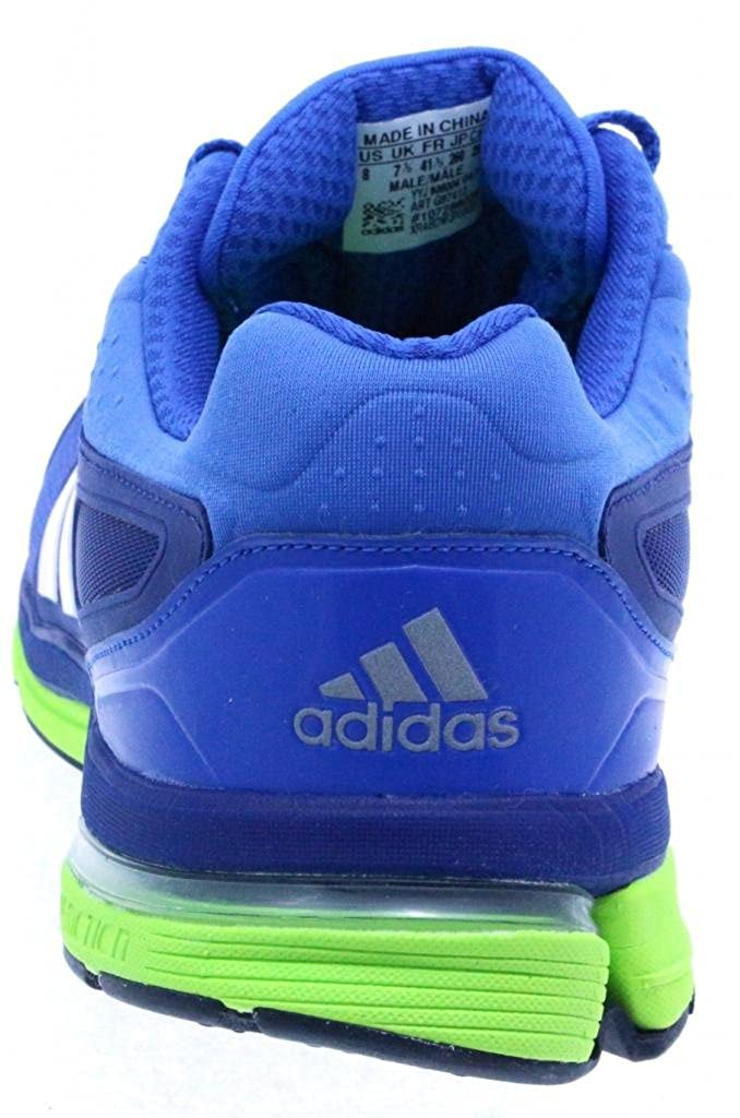 Amazon.com | adidas Supernova Solution 3 Mens Shoes, Blue Beauty/Metal Silver/Electricity, 11.5 M US | Running