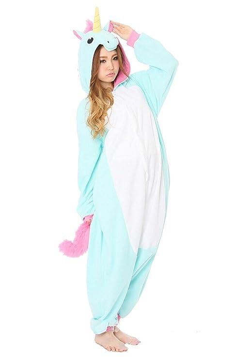 Pijama de invierno de una pieza talla para adulto de franela