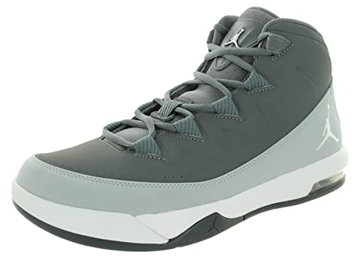 9f62bf1ee4 Amazon.com | Jordan Air Deluxe Dark Grey/White-Wolf Grey | Shoes