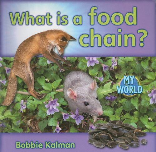 Read Online What Is a Food Chain? (My World) PDF
