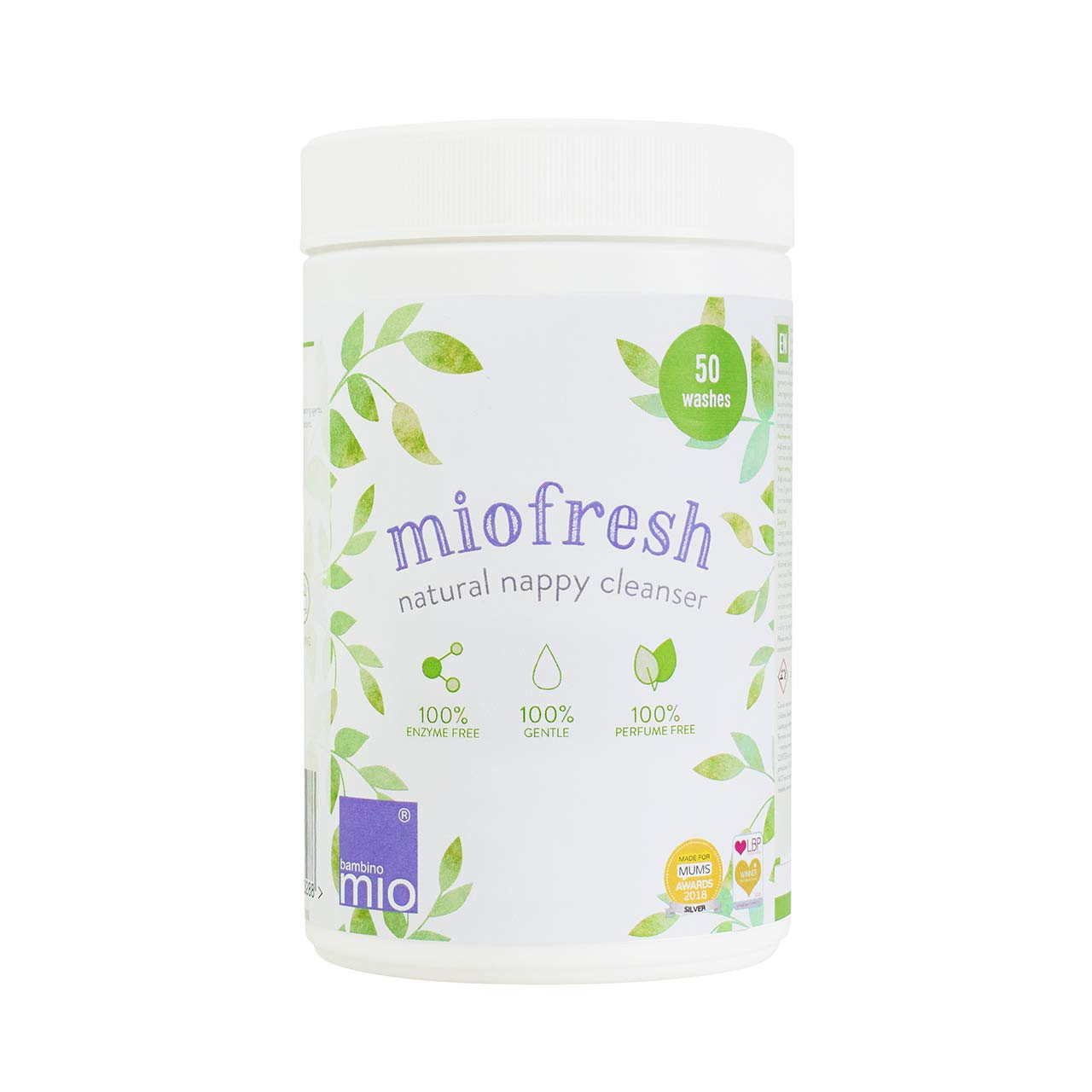 Bambino Mio, Miofresh (Diaper/Laundry Cleanser), 26 oz