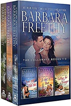 The Callaways Boxed Set - Books 1-3 by [Freethy, Barbara]