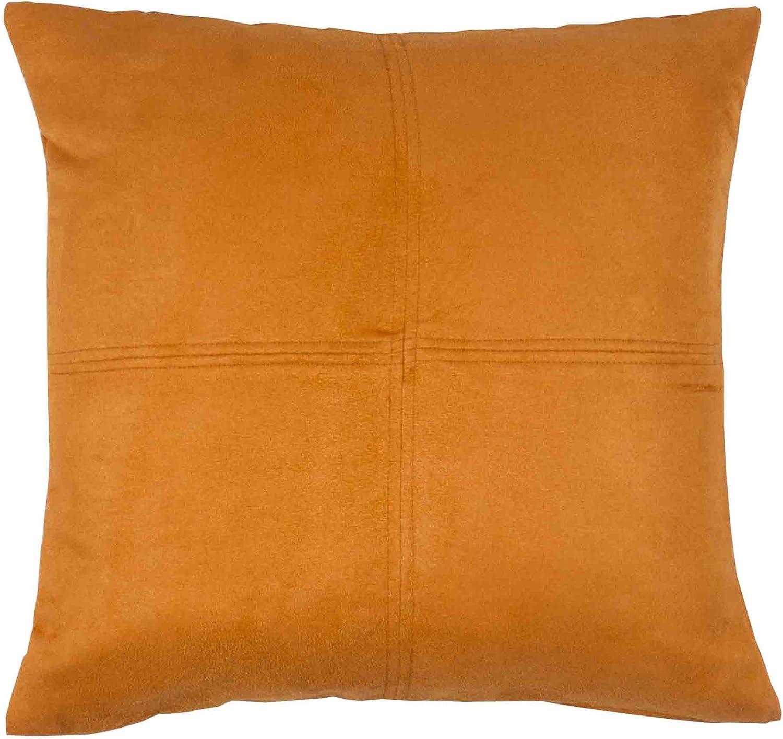 MADURA Housse de Coussin MONTANA Taille 28x47 cm Couleur Orange
