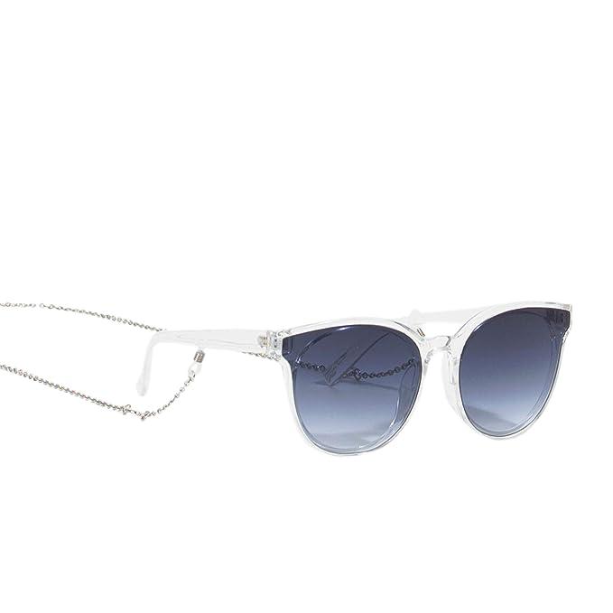 Parfois - Gafas Transparent - Mujeres - Tallas Única - Gris ...