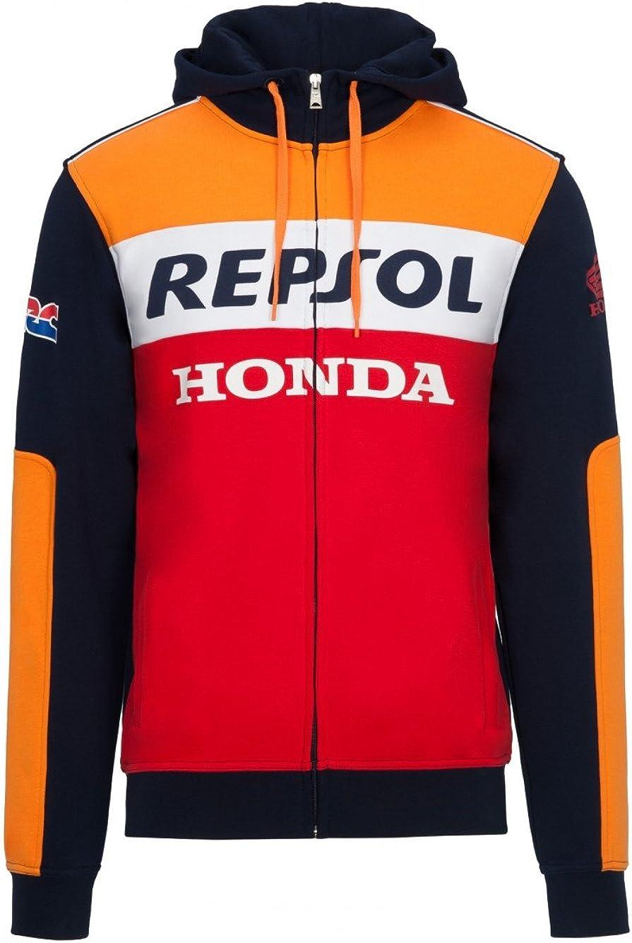 Sweat a Capuche Officiel MotoGP Honda repsol Racing