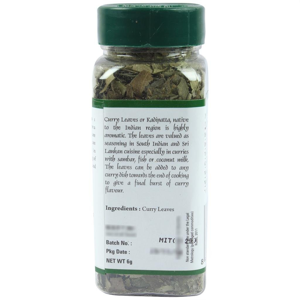 Urban Flavorz Curry Leaves 6g
