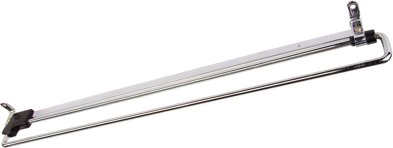 SO-Tech/® Percha Soporte Colgador Extra/íble Perchero Telesc/ópico para Armario 450 mm