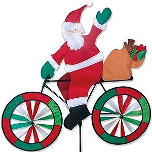 Premier Kites Bike Spinner - Santa