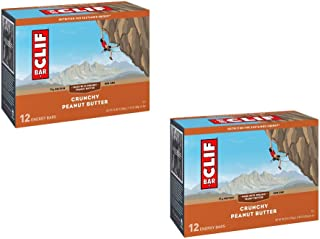 product image for Clif Bar Energy Bar Crunchy Peanut Butter - 2.40 oz. 12 Bars - Pack of 2