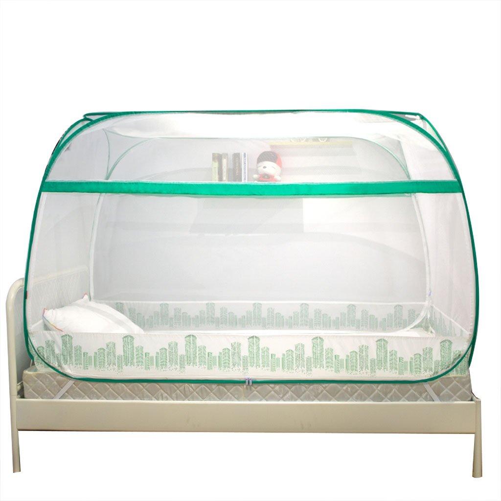 Moskitonetze Jurte für Etagenbetten einfach zu installieren 3.3Ft/4Ft/für Home Schlafzimmer Zubehör