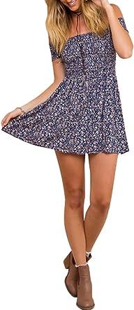 Ladies Spring Floral Printed Short Sleeve Summer Night Dress Rich Cotton M 2XL