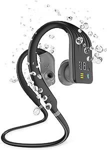 JBL Endurance DIVE - Waterproof Wireless In-Ear Sport Headphones with MP3 Player - Black