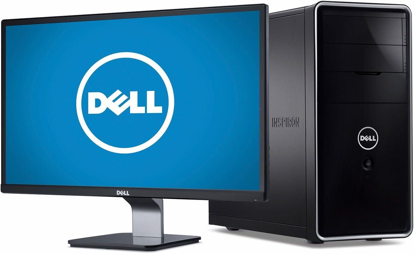 "Dell 23"" I660-6988BK Computer, Intel Core i5-3340, 8GB Memory, 1TB Hard Drive"