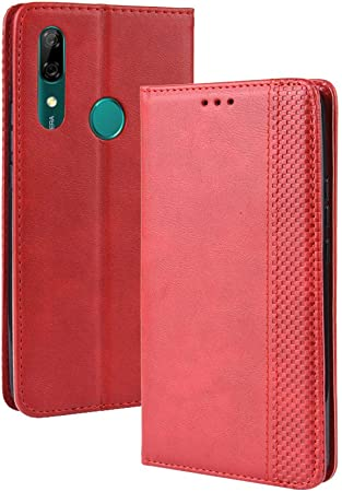 Lagui Kompatible Für Huawei Honor 9x Hülle Leder Flip Elektronik