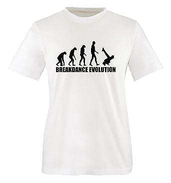 Funshirts-Company Breakdance Evolution - T-Shirt pour Enfant Taille ... dcb652d4842