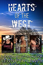 Hearts of the West Box Set: The Complete Series Books 1-3
