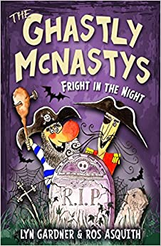 Book Fright in the Night (The Ghastly McNastys)