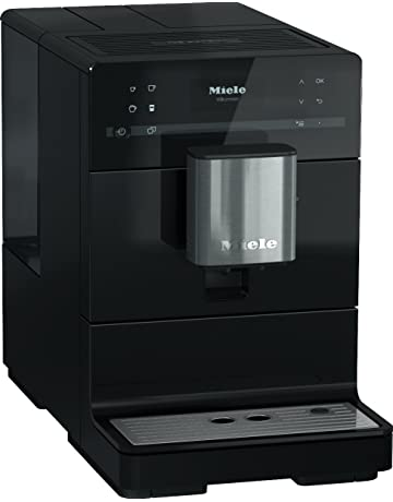 Miele CM5300 Bean-to-Cup Coffee Machine, 1.5 W, Obsidian Black