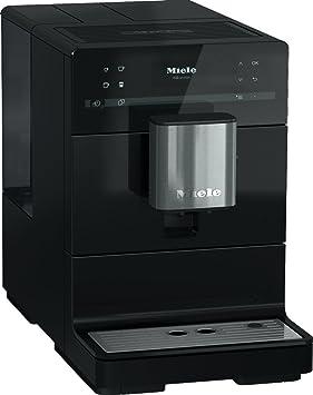 Miele cafetera eléctrica cm 5300 Nr negro 1,3 litro 220 Watt: Amazon.es: Hogar