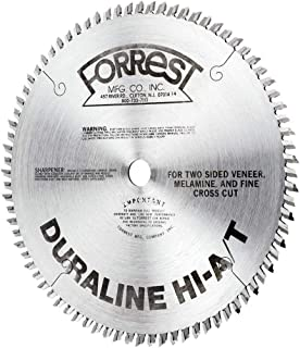 product image for Forrest DH35807145 Duraline Hi-A/T 350 mm 80 Tooth #7 0.145 Kerf Saw Blade with 30 mm Arbor
