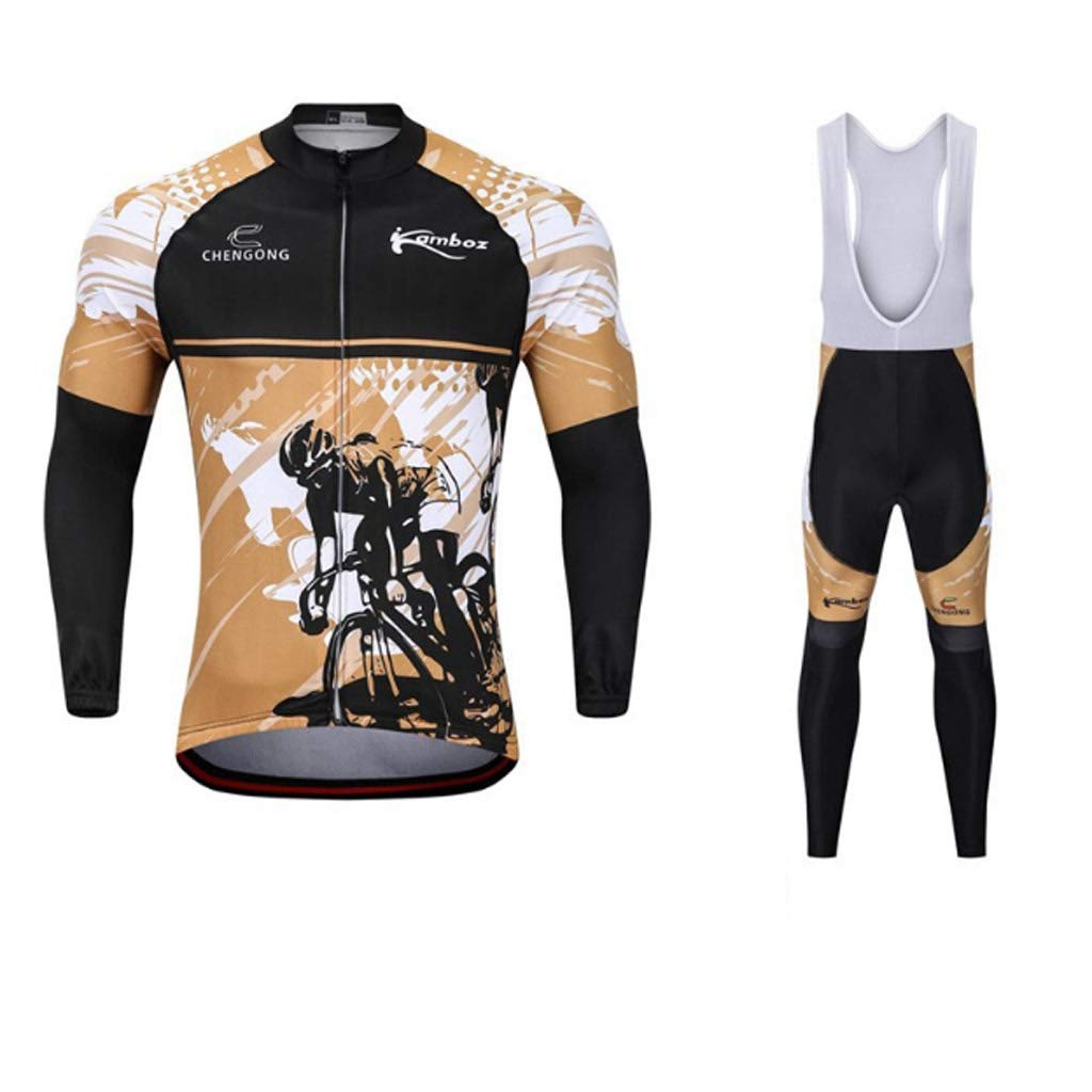Lilongjiao Frühling und Sommer Sommer Radfahren Anzug langärmelige Männer und Frauen Stil Team Version Mountainbike-Ausrüstung