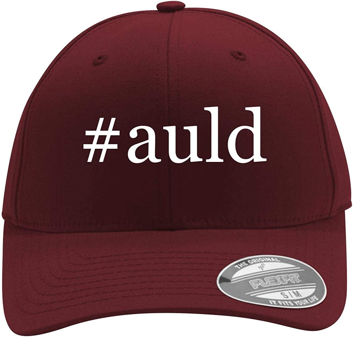 #Auld - Men's Hashtag Flexfit Baseball Cap Hat